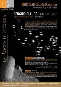 Cerchio di Luce - spettacolo itinerante