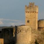 la Rocca di Staggia